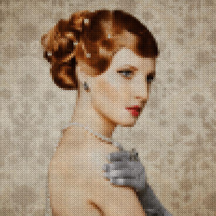 Knitting CS3 Action aff Knitting, Sponsored