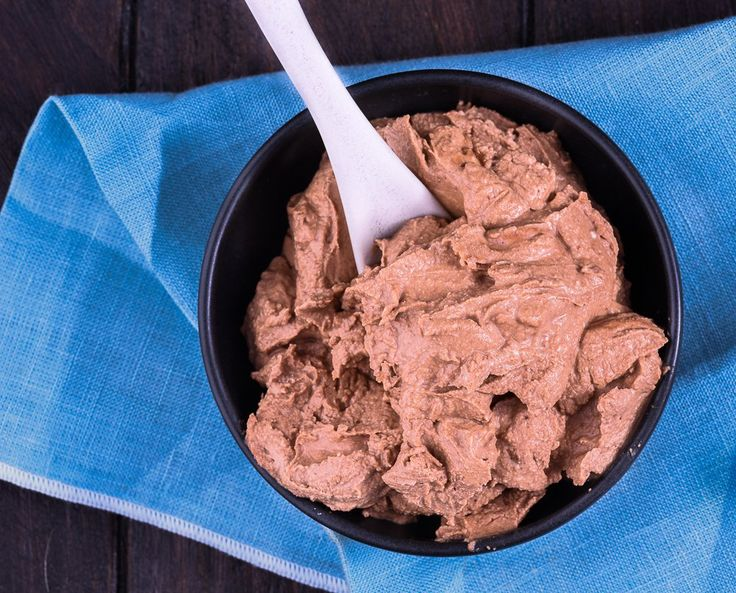 Almost Instant Chocolate Mousse