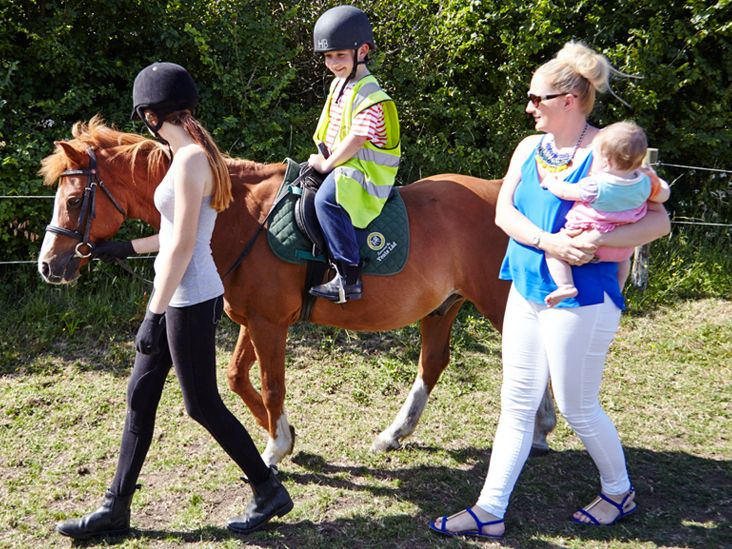 Make your little ones live like prince and princesses by giving them an exceptional experience of #ponyride at #HighBeechRidingSchool. We have the right #trainers and safety procedures in place to ensure that what toddlers take back home is only gleaming eyes of excitement and satisfaction. For the best #ponyrides for #toddlers in #London contact us now!