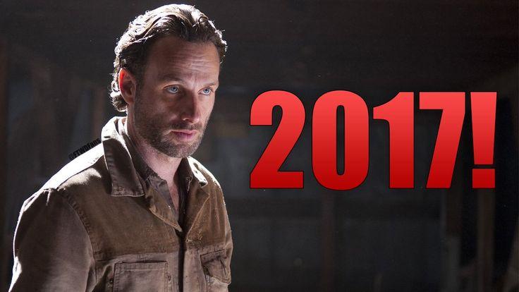 Happy New Year, Walking Dead Family