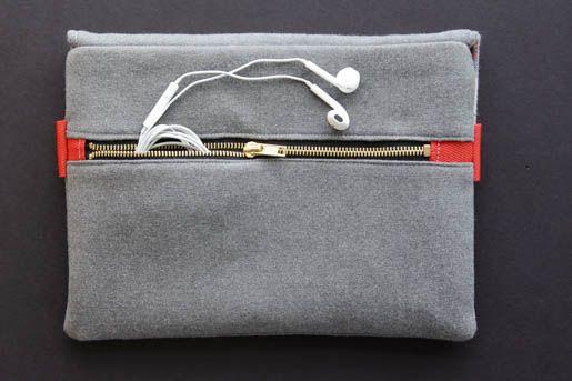 BERNINA DIY iPad Case Tutorial