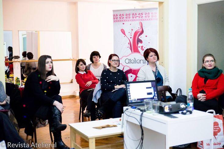În weekendul 18-19 februarie am organizat Școala Atelierul pentru antreprenori creativi. Am cunoscut cele mai interesante branduri, mulţumim pe această cale participantelor. Suntem sigure că am con…