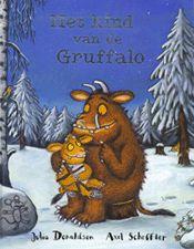 Het kind van de Gruffalo / Julia Donaldson  De Gruffalo is een niet al te snugger monster. Hij waarschuwt zijn kind voor de Grote Gevaarlijke Muis in het bos, maar de kleine gaat nieuwsgierig toch op pad. Prentenboek met naïeve tekeningen in kleur en tekst op rijm.