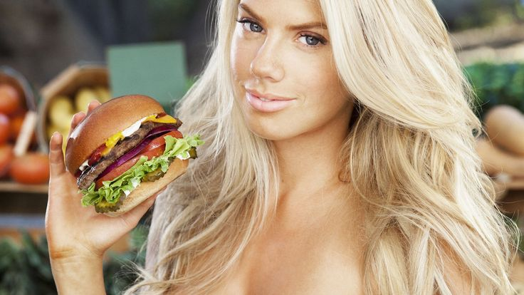 Carl's Jr.'s Super Bowl ad has bikini model and strategic vegetables
