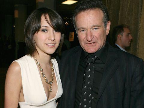 The bulk of Robin Williams' fortune will go to his three kids Zachary, 31, Zelda, 25, and Cody, 22, according to MailOnline.com.