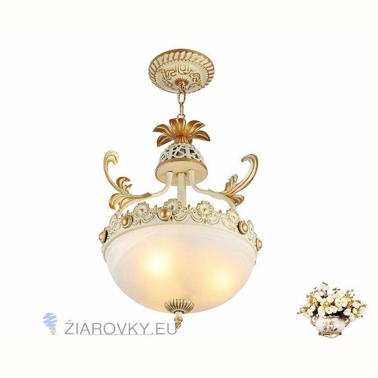 Luxusné závesné svietidlo Medúza s ručnou maľbou na žiarovky typu E27 je svietidlo určené na strop v luxusnom dizajne. Svietidlo je vhodné do obývacej izby, kuchyne, jedálne, spálne, reštaurácie a pod. Svietidlo je v luxusnom vzhľade a je vhodné ako dekorácia do každej domácnosti.