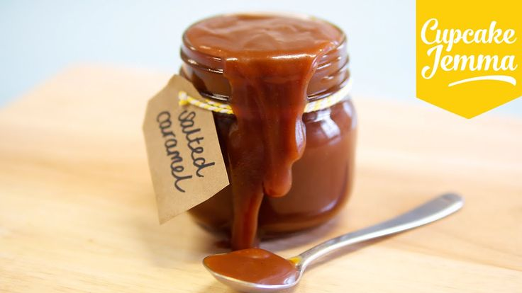 Quick & Easy Sea Salted Caramel Recipe