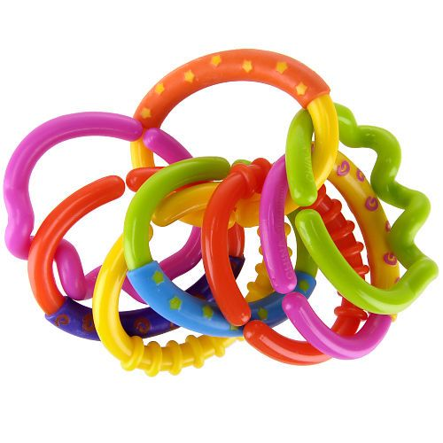 Infantino Ring A Links Teether Set Infantino Toys Quot R