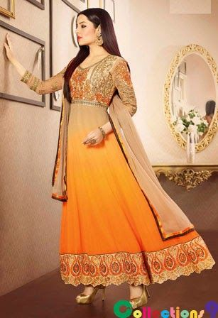 Abaya Style Salwar Kameez Formal Dresses 2016-2017 | NSA .blog