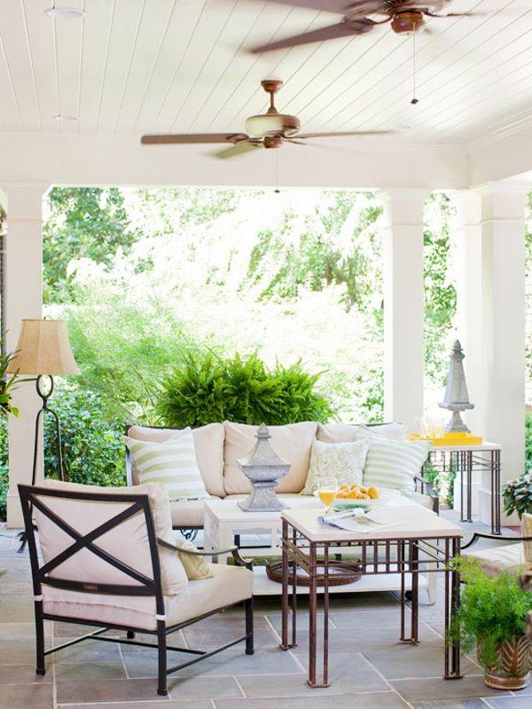 15 moderne terrassengestaltung ideen - beispiele und bilder, Garten und Bauten