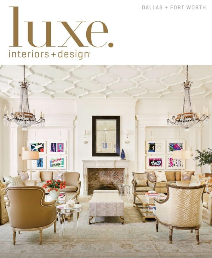 "52 Likes, 5 Comments - Laura Lee Clark Interiors (@lauraleeclarkid) on Instagram: ""We couldn't be more excited about our shot on the cover of the March issue of @luxemagazine and…"""