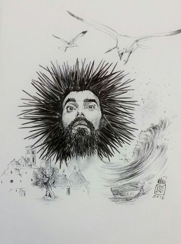 Caparezza - ballpoint pen