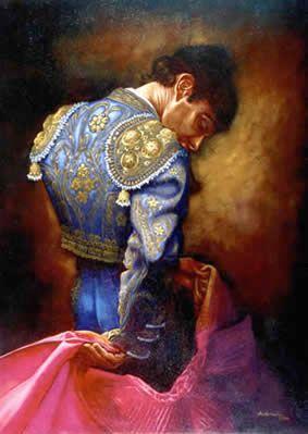 Pintura de Arturo García Samaniego