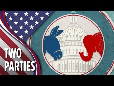 How Did The U.S. End Up With A Two-Party System? - YouTube