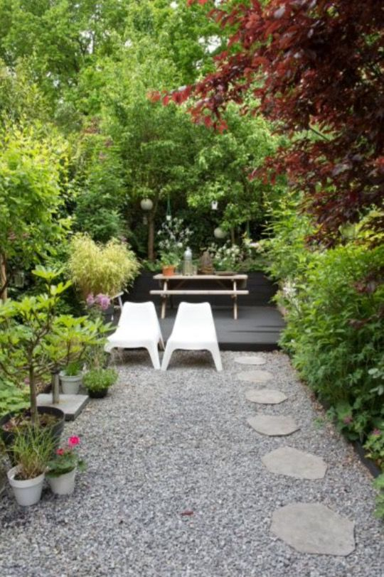 """This lazy outside area is from our feature """"Quirky Talents"""""""