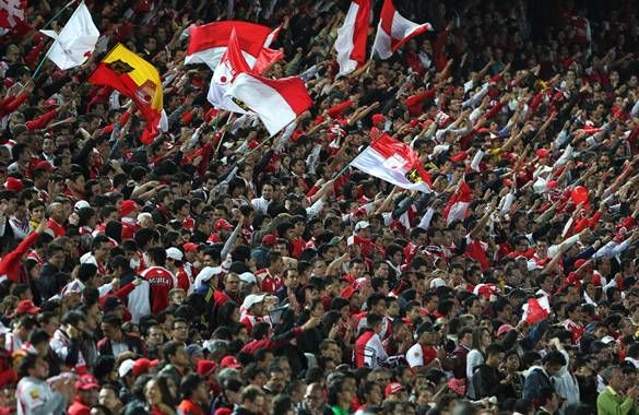 Independiente Santa Fe, la fuerza de un pueblo
