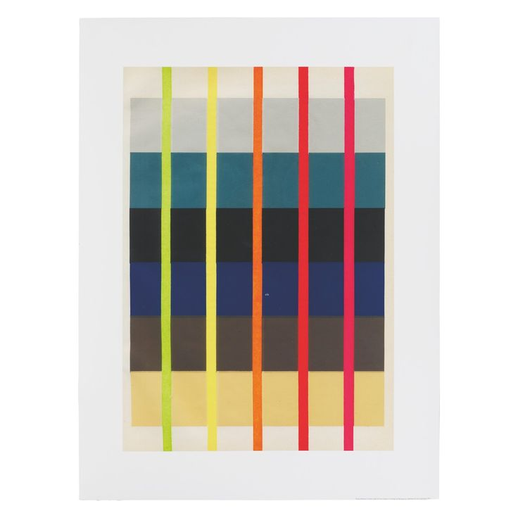 Abstract Print - Vintage by Hemingway http://bit.ly/20FiXr9