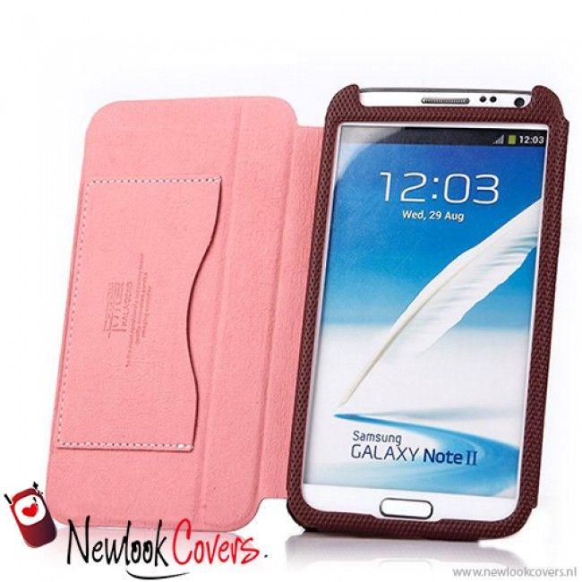 Charming Series roze telefoonhoesje