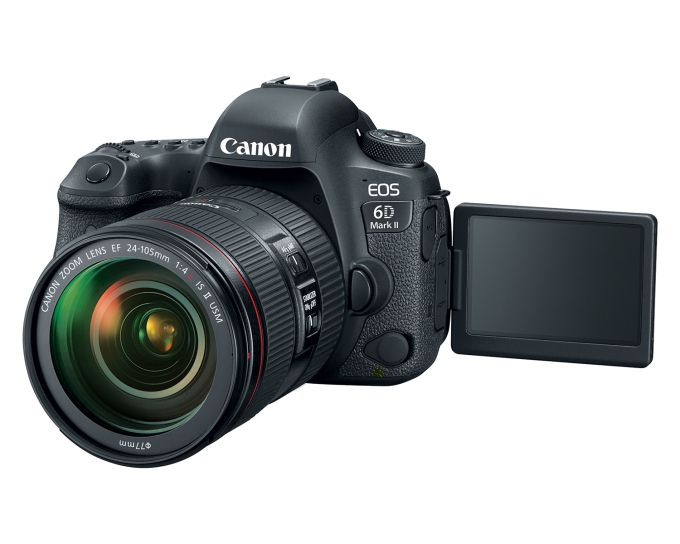 Canons new 6D Mark II looks like a great update for its entry full-frame camera