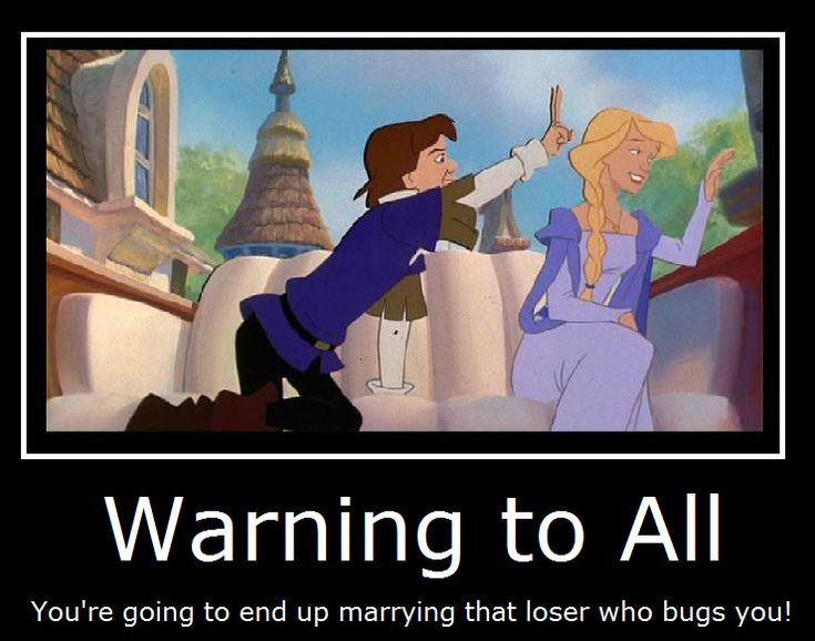 The Swan Princess- Warning to All by MasterOf4Elements.deviantart.com on @DeviantArt
