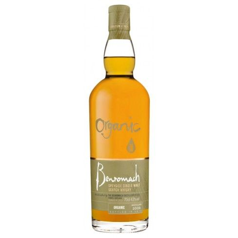 Benromach Organic Single Malt Scotch Whisky at Caskers - Caskers