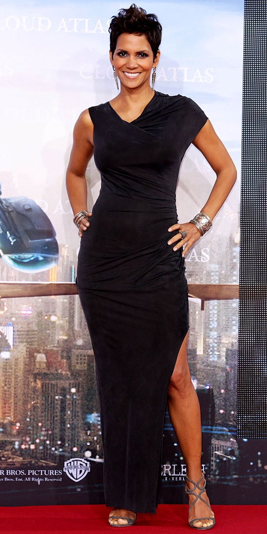 Look of the Day: November 6, 2012 - Halle Berry : InStyle.com