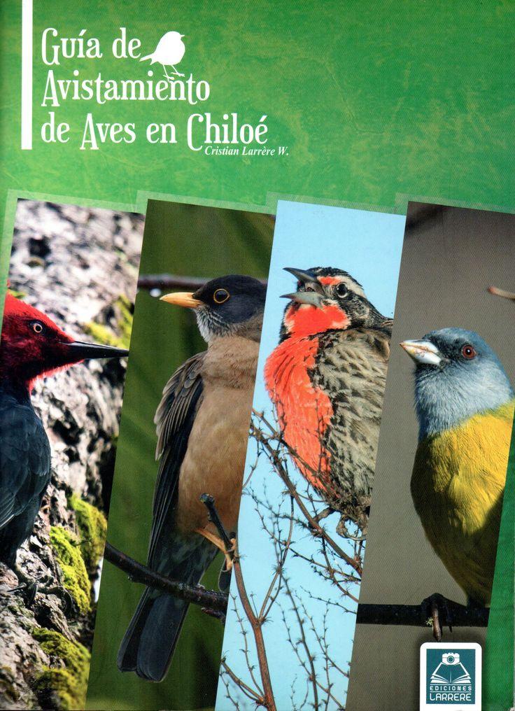 Guía de Avistamiento de Aves en Chiloé Cristian Larrère Wörner