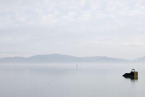 Ammirando la nebbia