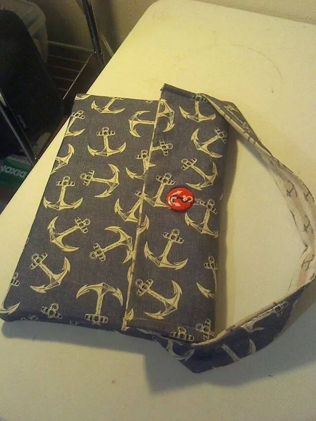 Tablet Case with Anchors