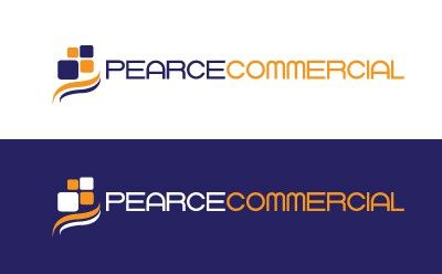 logo for Pearce Commercial by elizadale