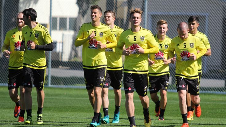 Wellington Phoenix relishing their new training base after years of sub-standard facilities.