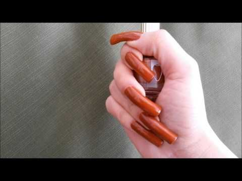 Showing My Long Natural Nails | Sees Nails | Pinterest | Natural nails, Nails and Long natural nails