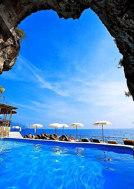 Santa Caterina, Amalfi, Italy