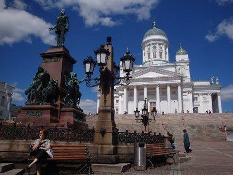 Helsinki: nyár