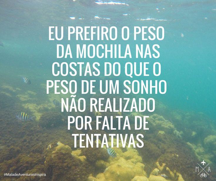 Quotes para quem ama viajar <3 Tem mais aqui: www.maladeaventuras.com…