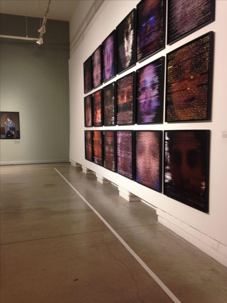 "Daniel Cruz ""DeskPortrait. Serie grafica"" 2013"