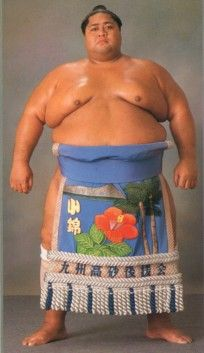 Konishiki Yasokichi is a Hawaiian-born Japanese–Samoan former sumo wrestler. He was the first non-Japanese-born wrestler to reach ōzeki, the second highest rank in the sport.