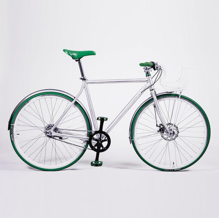 Green, Sport Edition, Basket carrier.