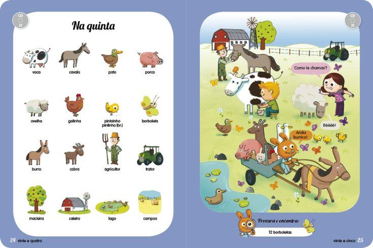 Portuguese Learning Toys : Best images about livres en espagnol pour enfants on