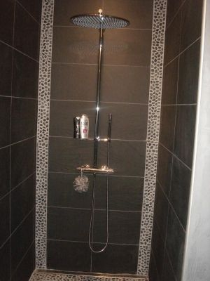 Petite salle de bain zen 2015 recherche google salle - Petite salle de bain avec douche italienne photos ...