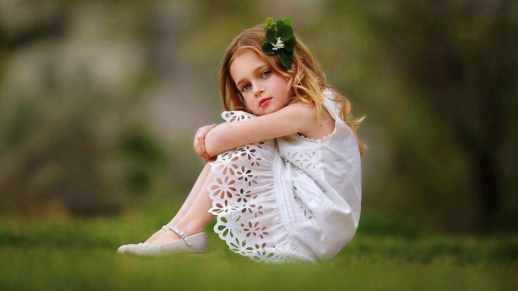 little girl photos | Child Photography Of Cute Little Girl Wallpaper HD For Desktop