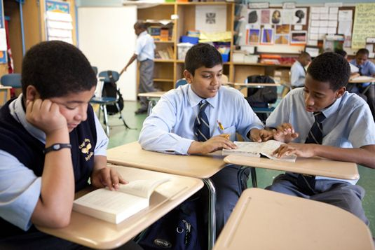 The Eagle Academy Foundation empowers at-risk inner city young men to become academic achievers, engaged citizens, and responsible men by providing quality education resources and proven effective community-based initiatives to address the shortfalls in public education to effectively educate them.