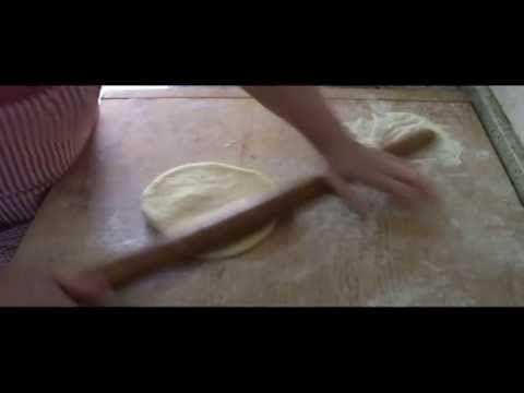 Ravioli con ricotta e spinaci fatti in casa. - Uncinettovideo