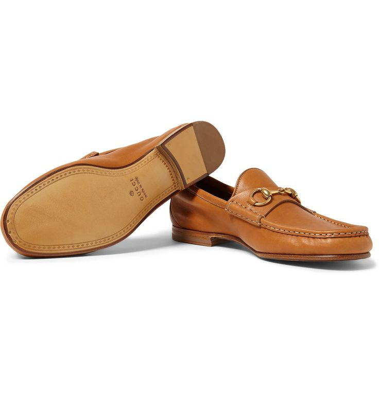 Gucci Horsebit Leather Loafers Mr Porter Man Style Pinterest Leather Loafers Mr
