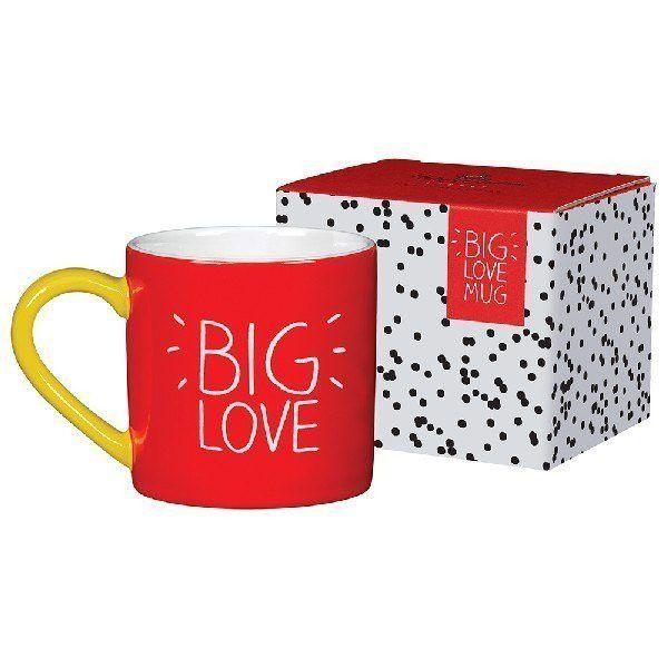 Big Love Mug - Happy Jackson  #gift #cool #presents #birthday #shopping #sale #mzube #cheap #quirky #gifts   https://www.mzube.co.uk