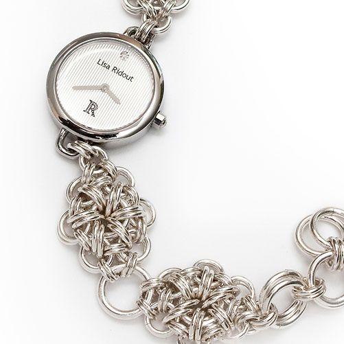 Flower Watch | Lisa Ridout Exclusive Jewellery
