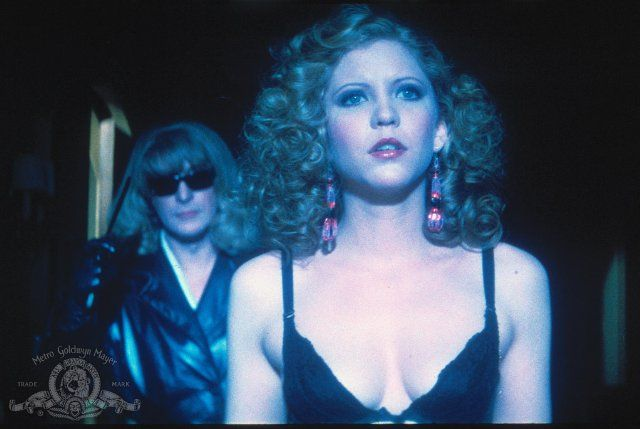 Nancy Allen in Dressed to Kill (1980)