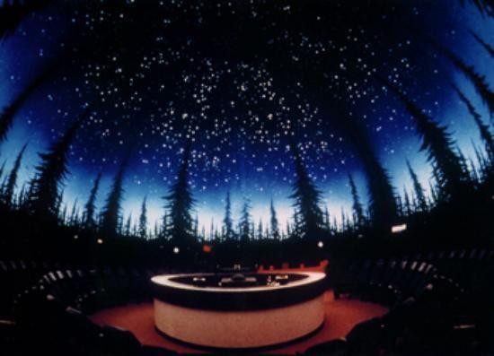 Visit a planetarium
