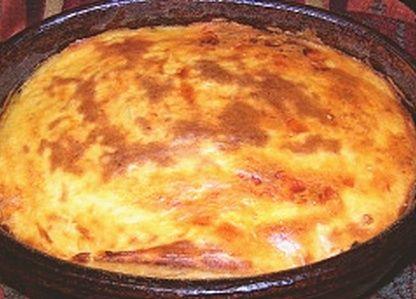 Рецепт картофельной запеканки в мультиварке