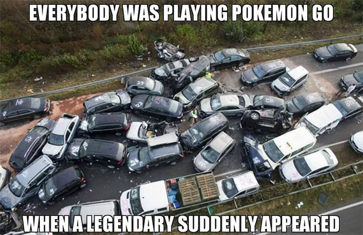 Pokemon go outcome. Still playing.